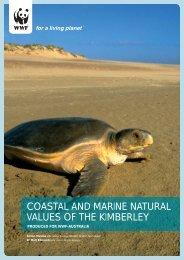 coastal and marine natural values of the kimberley - wwf - Australia