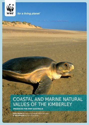 coastal and marine natural values of the kimberley - wwf - Australia