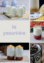 La yaourtière - Seb