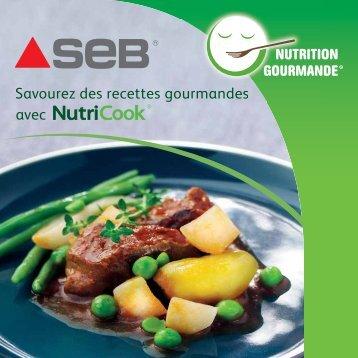 Nutricook Gourmet - Seb
