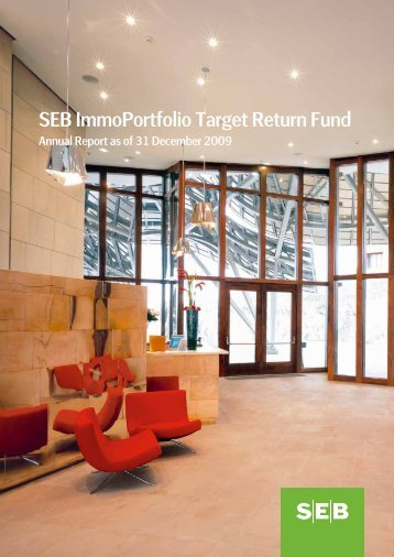 annual report 31 Dec 2009 - SEB Asset Management