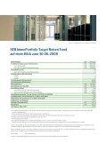 Halbjahresbericht zum 30.06.2008 - SEB Asset Management - Seite 2