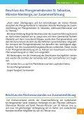 Sankt Sebastian aktuell 2–2012 - St. Sebastian - Seite 5