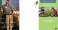 SECO Agriculture Technical Assistance Program (PDF, 1.4 MB)