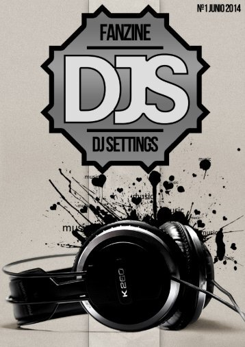 DJS - DJSETTINGS Nº1 JUNIO