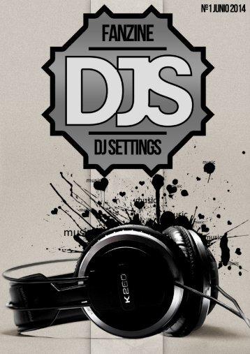 DJS - DJSETTINGS Nº1 JUNIO