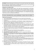 Brugsanvisning - Tretti.se - Page 5