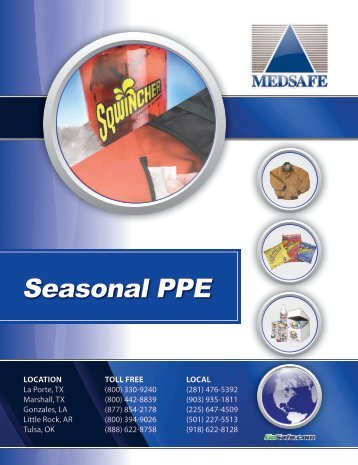 Seasonal PPE - Gosafe.com