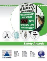 Safety Awards Safety Awards - Gosafe.com