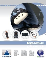 Ergonomics Ergonomics - Gosafe.com