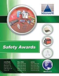 Safety Awards - Gosafe.com