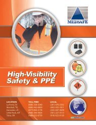 High-Visibility Safety & PPE - Gosafe.com