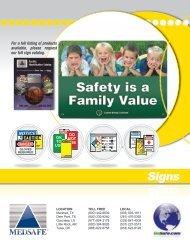 Signs Signs - Gosafe.com
