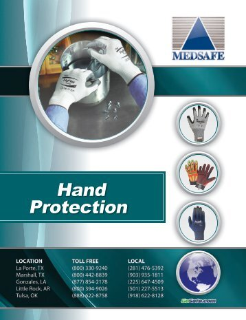 Hand Protection - Gosafe.com