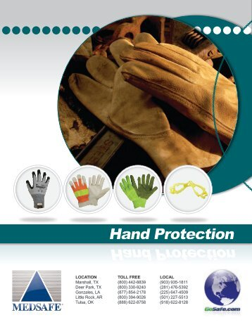 Hand Protection Hand Protection - Gosafe.com
