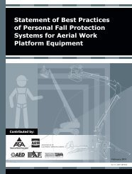 Fall Protection Best Practices - Bakersfield Chapter of the American ...