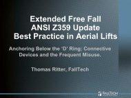 Extended Free Fall Presentation Tutor Perini2 - Bakersfield Chapter ...