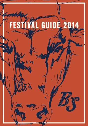 Burning Summer 2014 – Festival Guide