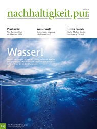 nachhaltigkeit.pur 01/2014