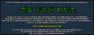 30 June 1961 - The Black Vault
