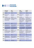 Programm - Swiss Public Health Conference 2011 - Organizers - Page 2