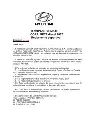 IX COPAS HYUNDAI: