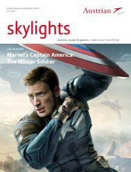 Skylights July 2014