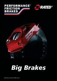 Big Brakes - PEAN Sweden AB