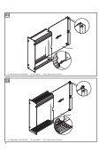 Benutzeranleitung Kassetten PRO (6 HE) mit Seitenwand-Eckprofil ... - Seite 6