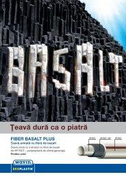 fiber basalt plus - Secpral Pro Instalatii