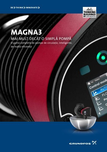 MAGNA3 - Secpral Pro Instalatii