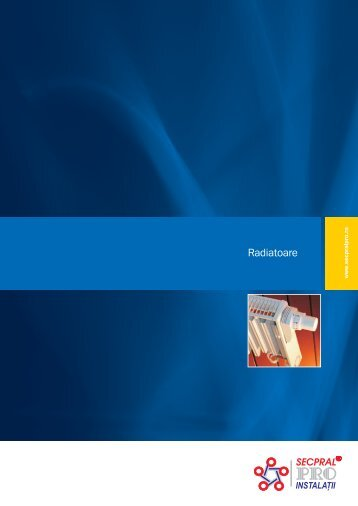 Radiatoare - Secpral Pro Instalatii