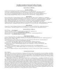 Bulletin November 2003 Board Members 2001 Cautg Apauc
