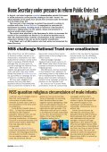 NSS Bulletin 52 Autumn 12 - National Secular Society - Page 3