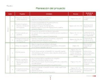 Parte 2 - Guías didácticas para el profesor. Editorial Nuevo México