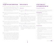 Parte 5 - Guías didácticas para el profesor. Editorial Nuevo México