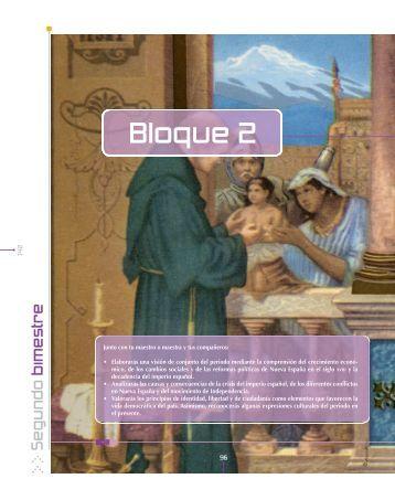 Bloque 2 - Guías didácticas para el profesor. Editorial Nuevo México
