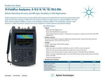 specifications agilent 8800 icp qqq