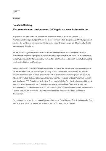 Sightboard Von Holzmedia Bringt Form Und Funktion