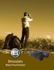 Binoculars Water Proof Hunter - Bresser