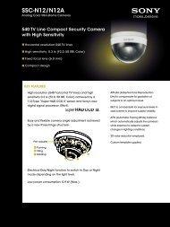 SSC-N12/N12A - Surveillance-Video.com
