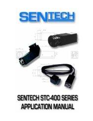 STC-400 Series Appl Manual - Videor