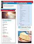 MERCHANDISING - DPI Specialty Foods - Page 2