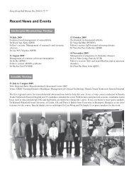 p72-77 events.p65 - The Hong Kong Society of Rheumatology
