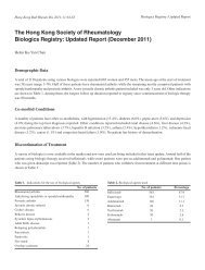 Updated Report (December 2011) - The Hong Kong Society of ...