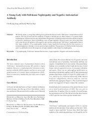 p23-25 nephropathy.p65 - The Hong Kong Society of Rheumatology