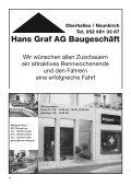 Nufarep GmbH - Bergrennen Oberhallau - Seite 6