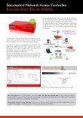 NAC Appliances-Übersicht - Securepoint - Seite 2