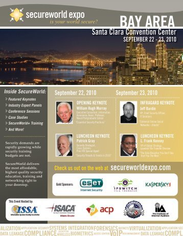 BAY AREA - SecureWorld