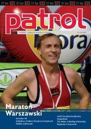 Maraton Warszawski - Securitas